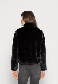 ONLY - ONLVIDA JACKET - Winter jacket - black - 2