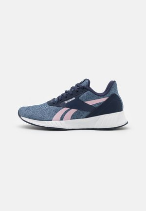 LITE PLUS 2.0 - Neutral running shoes - vector navy/blue/clay pink