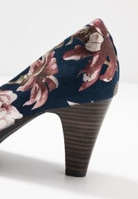 Marco Tozzi - Platform heels - navy - 2