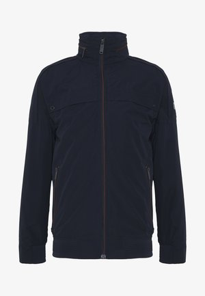 MONTEL - Waterproof jacket - navy