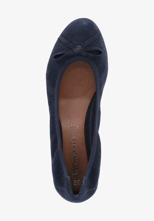 Ballet pumps - blau