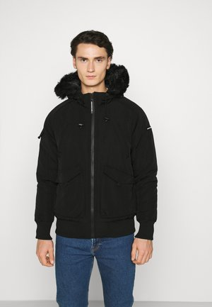 FORTITUDE - Winterjacke - black