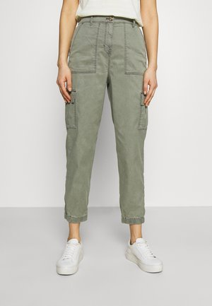 ULTIMATE - Pantalon cargo - khaki