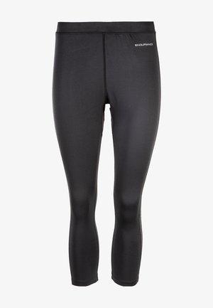 ZANE - 3/4 sports trousers - 1001 black