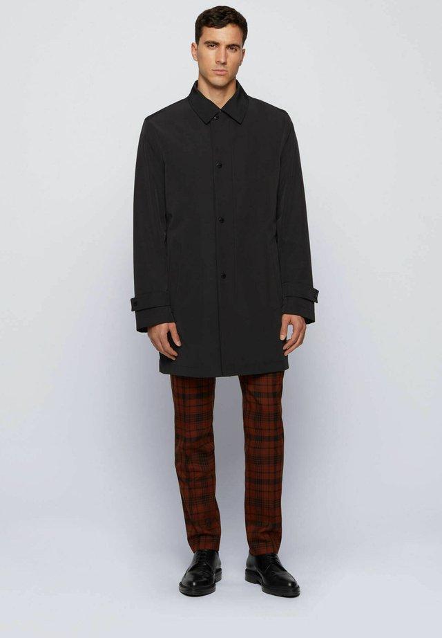 """""""DAIN"""" - Classic coat - schwarz"""