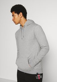 Newport Bay Sailing Club - CORE HOOD - Hoodie - grey - 3