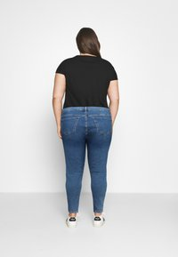 Even&Odd Curvy - Jeans Skinny Fit - blue denim - 2