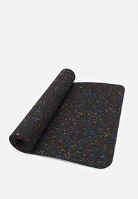 FLOW YOGA MAT 4 MM - Fitness/yoga - black