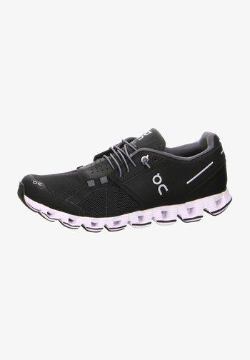 CLOUD - Neutral running shoes - schwarz