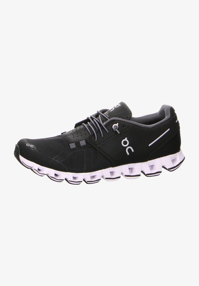 On Running - CLOUD - Neutral running shoes - schwarz