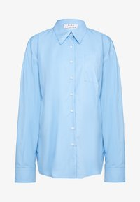 Rika - BLAZE  - Button-down blouse - ocean blue - 4