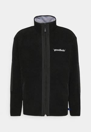 OFFICIAL FULLZIP JACKET - Fleece jacket - black