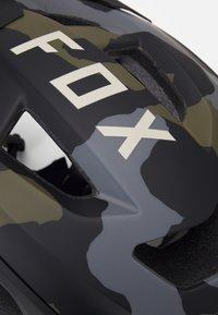 Fox Racing - SPEEDFRAME PRO HELMET UNISEX - Helma - olive - 7