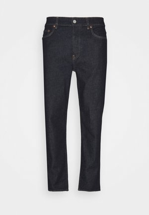 BEN RINSED - Relaxed fit jeans - blue denim