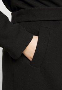 Vero Moda Curve - VMCALAHOPE JACKET - Classic coat - black - 5