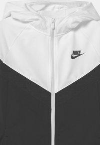 Nike Sportswear - POLY SET UNISEX - Tepláková souprava - black/white - 3