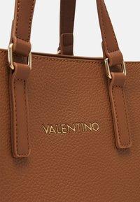 Valentino Bags - SUPERMAN - Handbag - cognac - 4