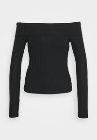Anna Field - Long sleeved top - black - 5