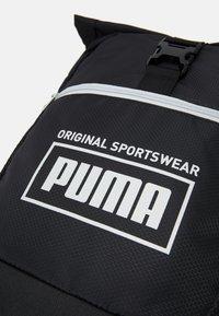 Puma - SOLE BACKPACK UNISEX - Rucksack - black - 3