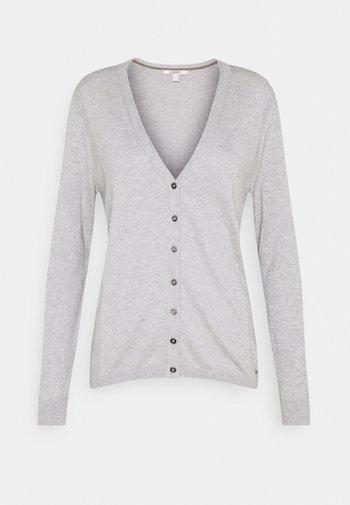 BASIC  - Cardigan - light grey