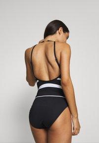 Lauren Ralph Lauren - Plavky - black/white - 2