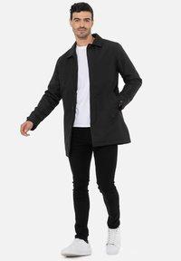 Threadbare - Krátký kabát - schwarz - 1