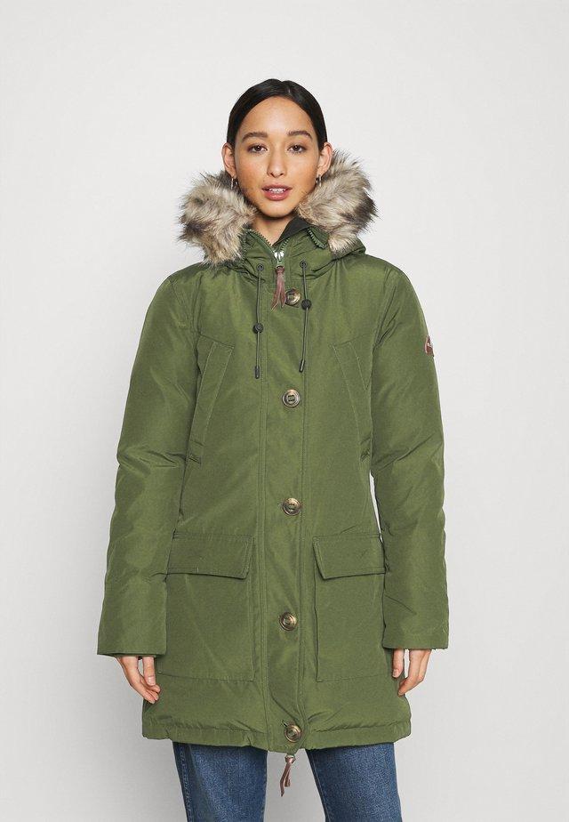 ROOKIE - Abrigo de invierno - rifle green