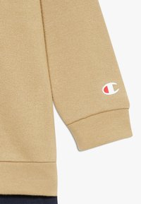 Champion - CHAMPION X ZALANDO TODDLER SET - Tracksuit - sand/black - 6