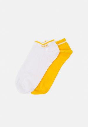 LOGO 2 PACK - Socks - medium yellow