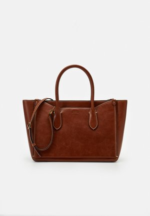 SLOANE - Handbag - cuoio