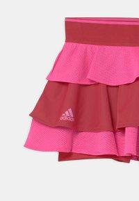 adidas Performance - POP UP - Sportovní sukně - pink - 2