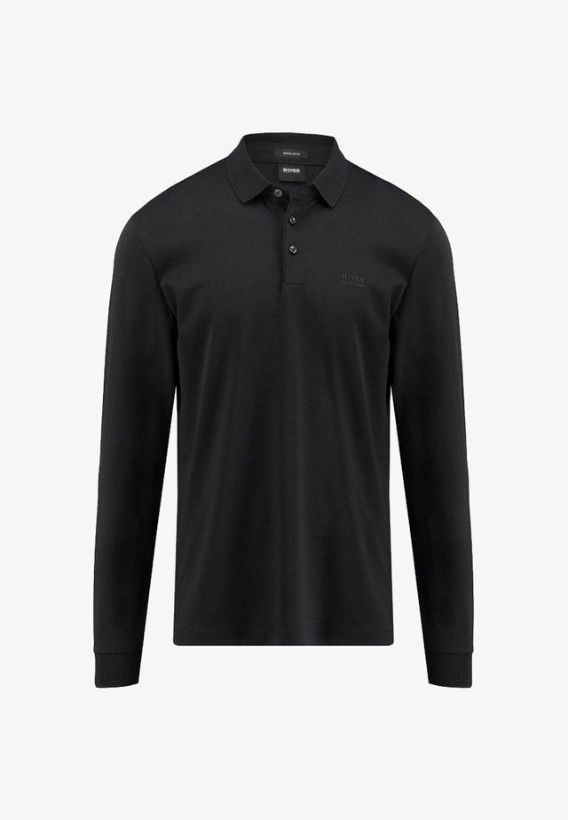 PADO - Polo shirt - black