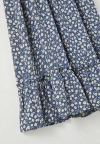 PULL&BEAR - Day dress - mottled blue - 5
