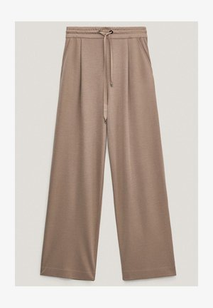 Trousers - nude