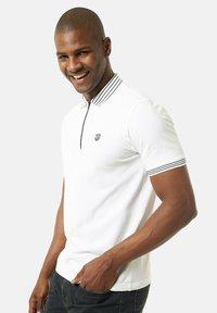 Jimmy Sanders - Polo shirt - wei㟠- 2
