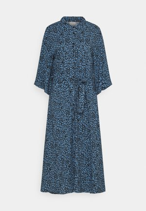 KABARBARA DRESS - Maxi dress - quiet harbour/black