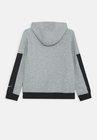 Nike Sportswear - AIR HOODIE - Zip-up hoodie - grey heather/black - 1