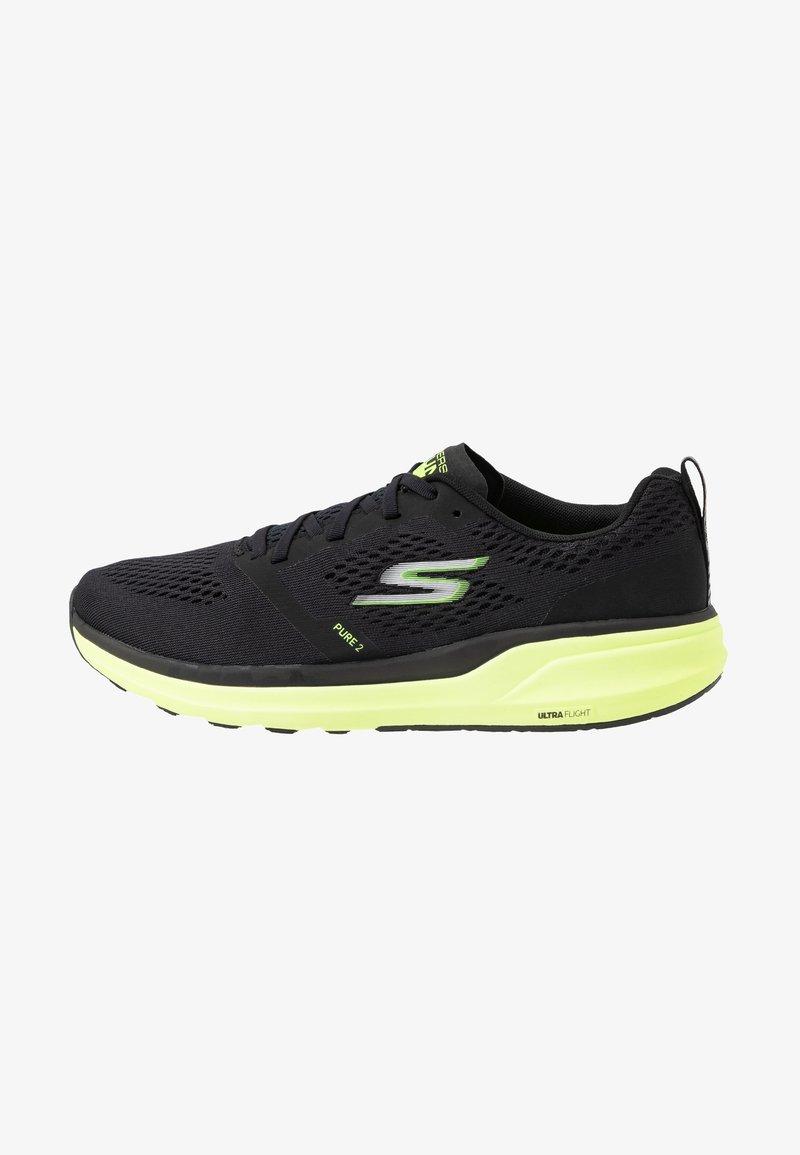 Skechers Performance - PURE 2 - Chaussures de running neutres - black
