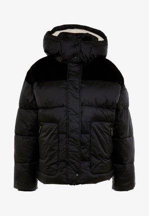 ANTERO  - Snowboardová bunda - black