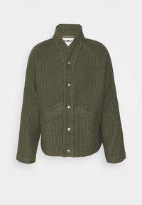 ERKIN JACKET - Summer jacket - olive