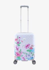 ELLE - Wheeled suitcase - weiß - 0