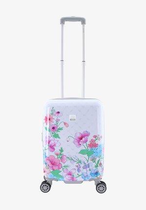 Wheeled suitcase - weiß