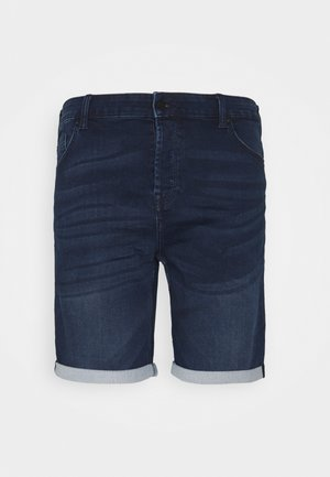 ONSPLY LIFE - Denim shorts - blue denim