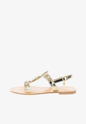ESILLE  - Sandals - platinum