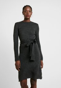 Anna Field - Jumper dress - black - 0