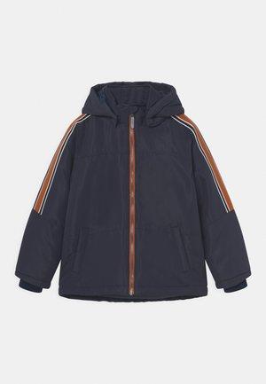 NMMMAX BAND - Winter jacket - dark sapphire