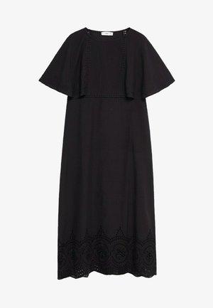 JAKE-A - Denní šaty - schwarz