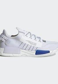 adidas Originals - NMD_R1.V2 ORIGINALS BOOST - Trainers - white - 4