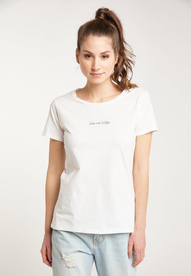 T-paita - whisper white