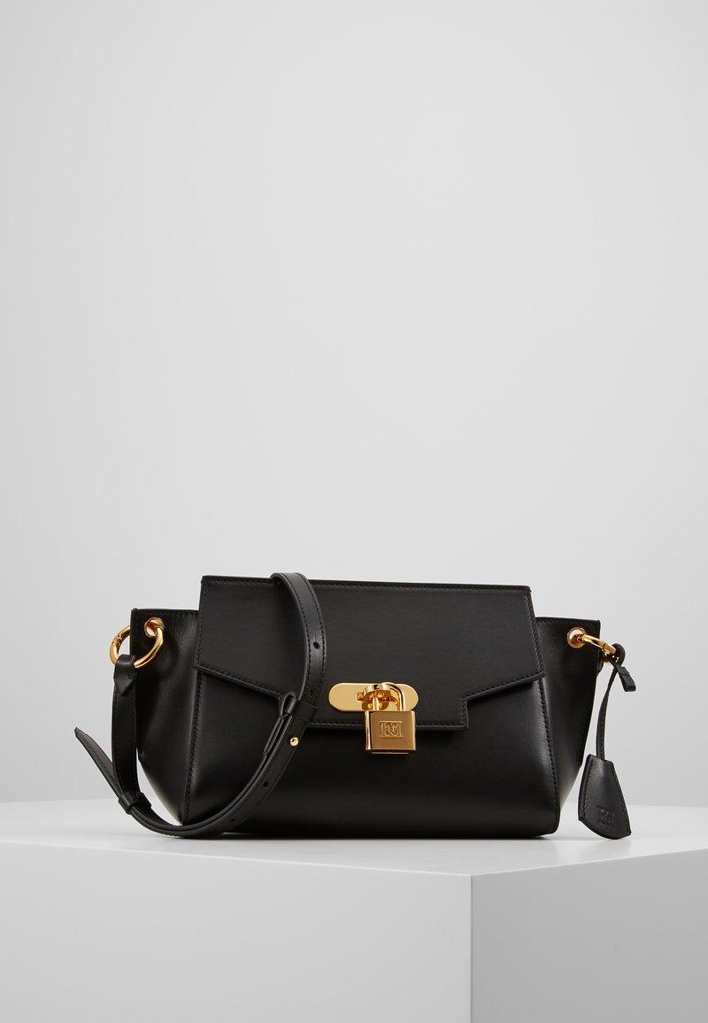 Escada - CLASSIC CROSSBODY - Across body bag - black